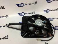 Вентилятор охлаждения двигателя на ВАЗ 2101-2107 карбюратор