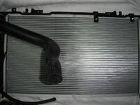 Радиатор охлаждения двигателя на Лада Гранта оригинал