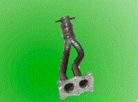 Приемная труба на ВАЗ 2110