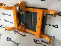 Подрамник раздаточной коробки передач и Защита Броня на ВАЗ 21214, 2131 Нива Урбан