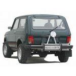 Кронштейн запасного колеса на ВАЗ 21214, 2131 Нива