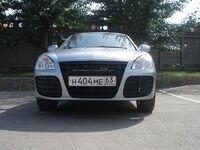 "Бампер передний ""Porsche"" на Лада Приора"