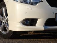 "Клыки переднего бампера ""Type-S"" Honda Accord VIII 2011"