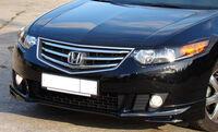 "Юбка переднего бампера ""Type-S"" Honda Accord VIII 2008"