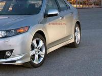 "Пороги ""Type-S"" для Honda Accord VIII 2008"