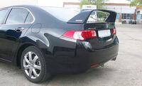 """Спойлер """"MUGEN Style"""" Honda Accord VIII 2008- var№1 высокий"""