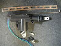 Привод (актуатор) багажника, пассажирской двери на автомобили ВАЗ