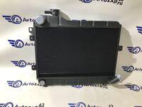 Радиатор охлаждения двигателя 2103-2107 медный