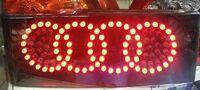 "Задние диодные фонари ""Audi"" на ВАЗ 2109-08-099 и ВАЗ 2114-15-13"