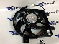 Вентилятор охлаждения двигателя на Лада Приора 2