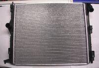 Радиатор охлаждения двигателя Luzar на Лада Ларгус 8 кл