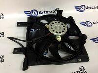 Вентилятор охлаждения двигателя на Лада Приора Panasonic