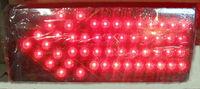 """Задние диодные фонари """"Torino Pointer"""" для автомобилей ВАЗ 2105, ВАЗ 2107 (Классика)."""