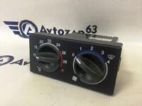 Блок управления отопителем на ВАЗ 2110-2112 нового образца