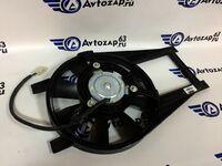Вентилятор охлаждения двигателя на ВАЗ 2104, 2105, 2107