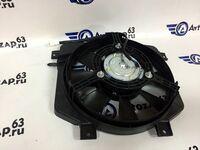 Вентилятор охлаждения двигателя в сборе на ВАЗ 2113, 2114, 2115