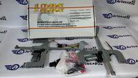 Стеклоподъёмники Гранат на ВАЗ 2110-2112, ВАЗ 2170, Шевроле Нива (в задние двери)