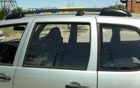 Рейлинги на автомобиль ШЕВРОЛЕ-НИВА (CHEVROLET-NIVA) с поперечинами Металл Дизайн