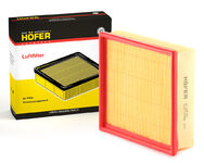 Фильтр воздушный без сетки Хёфер на ВАЗ 2105-2115, Лада Приора, Гранта, Калина