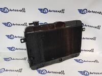 Радиатор охлаждения двигателя 2121 медный