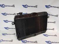 Радиатор охлаждения двигателя 2121 двухрядный медный