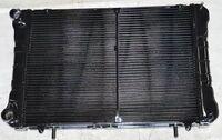 Радиатор охлаждения двигателя газель трехрядный медный