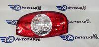 Фонарь задний для Chevrolet Niva правый нового образца