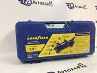 Гидравлический подкатной домкрат GY-PD-01K 1,8 т Goodyear