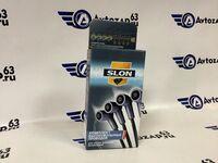 Высоковольтные провода SLON на ВАЗ 2110-2115 8 клап 1.6 мотор