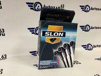 Высоковольтные провода SLON на ВАЗ 2110-2112 16 клап 1.5 мотор