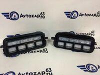 Подфарники LED (диодные) с ДХО Тюн-Авто на Лада 4x4 Нива