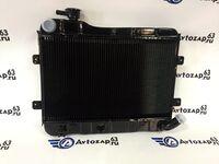 Радиатор охлаждения двигателя 2101 медный