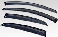 Дефлекторы боковых стекол Cobra (ветровики) на Лада Веста