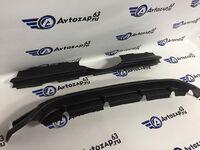 Комплект зимней защиты радиатора на Лада Гранта FL c 2018 года выпуска