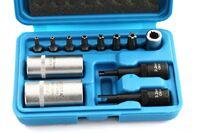 Набор головок для обслуживания кондиционера, ЭБУ двигателя, и демонтажа датчиков