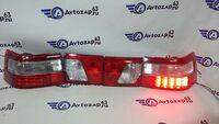 Задние светодиодные фонари на ВАЗ 2110 Lexus