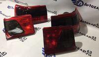 Задние светодиодные фонари на ВАЗ 2110 Lexus тонированные