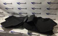Коврики в салон EVA 3D с бортами для Лада Приора, ВАЗ 2110-2112