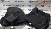 Коврики в салон EVA 3D с бортами на ВАЗ 2108-21099, 2113-2115