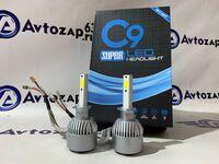 Светодиодные лампы C9 Super LED 6000LM 6000K H1