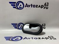 Ручка двери внутренняя левая передняя, задняя на Лада Ларгус, Renault