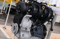 Двигатель 21179 без навесного оборудования