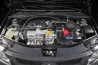 Двигатель 11189 в сборе, с навесным оборпудованием