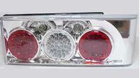 Задние диодные фонари Torino для автомобилей ВАЗ 2108, ВАЗ 2109, ВАЗ 21099 (Lada Samara). DL-5266NLA.