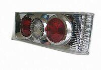 Задние фонари Torino хром для автомобилей ВАЗ 2113, ВАЗ 2114 (Lada Samara 2) YZ-LD-T013