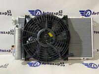 Радиатор охлаждения кондиционера на Лада Гранта, Калина 2 в сборе
