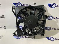 Вентилятор охлаждения двигателя на Лада Гранта, Калина-2