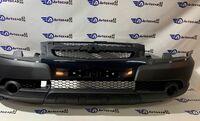 Передний бампер для ВАЗ 2123 Chevrolet Niva в цвет кузова Норма
