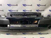 Передний бампер для ВАЗ 2123 Chevrolet Niva в цвет кузова Люкс
