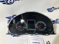 Электронная комбинация приборов FLASH X5 на Лада Приора, Калина, ВАЗ 2110-2112 с евро панелью